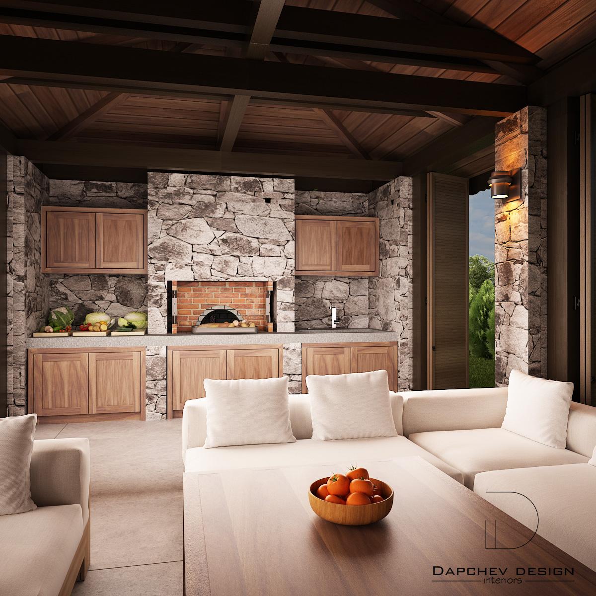 barbecue-interior-design