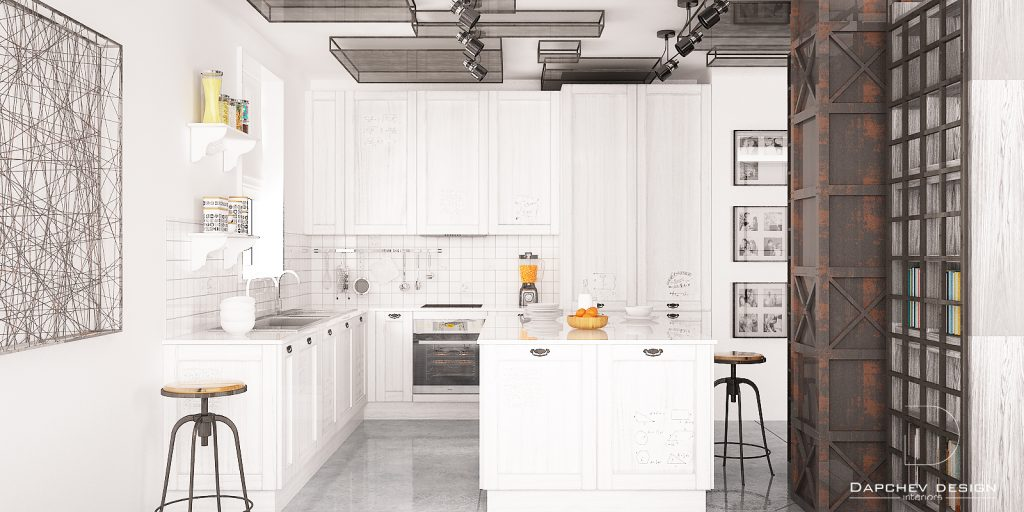 kitchen-industrial-style