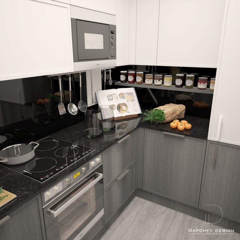 дизайн-кухня