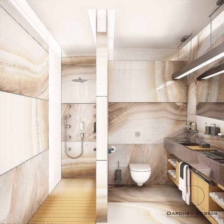 индустриален-стил-баня