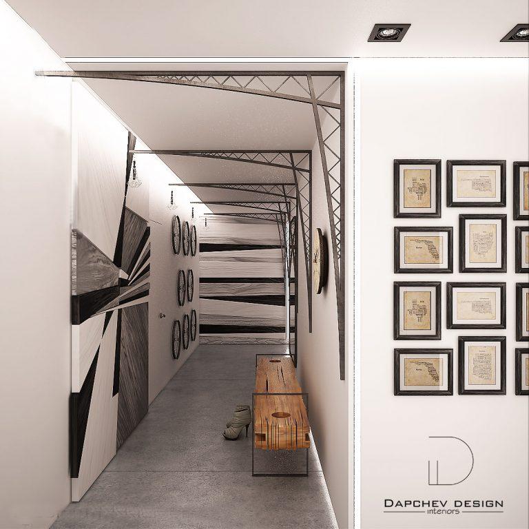 коридор-индустриален-дизайн