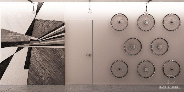 коридор-индустриален-стил
