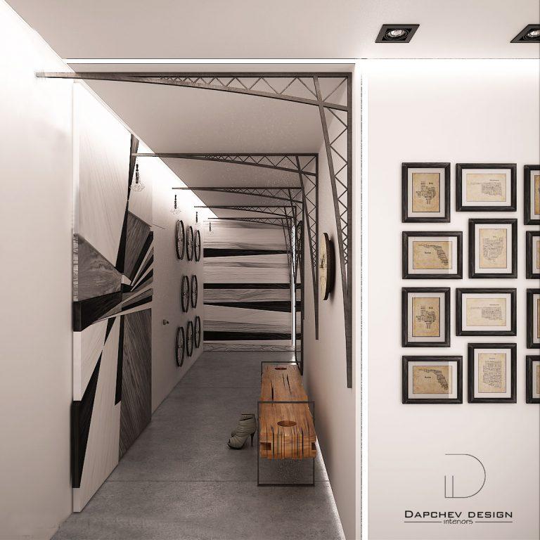 коридор-интериор
