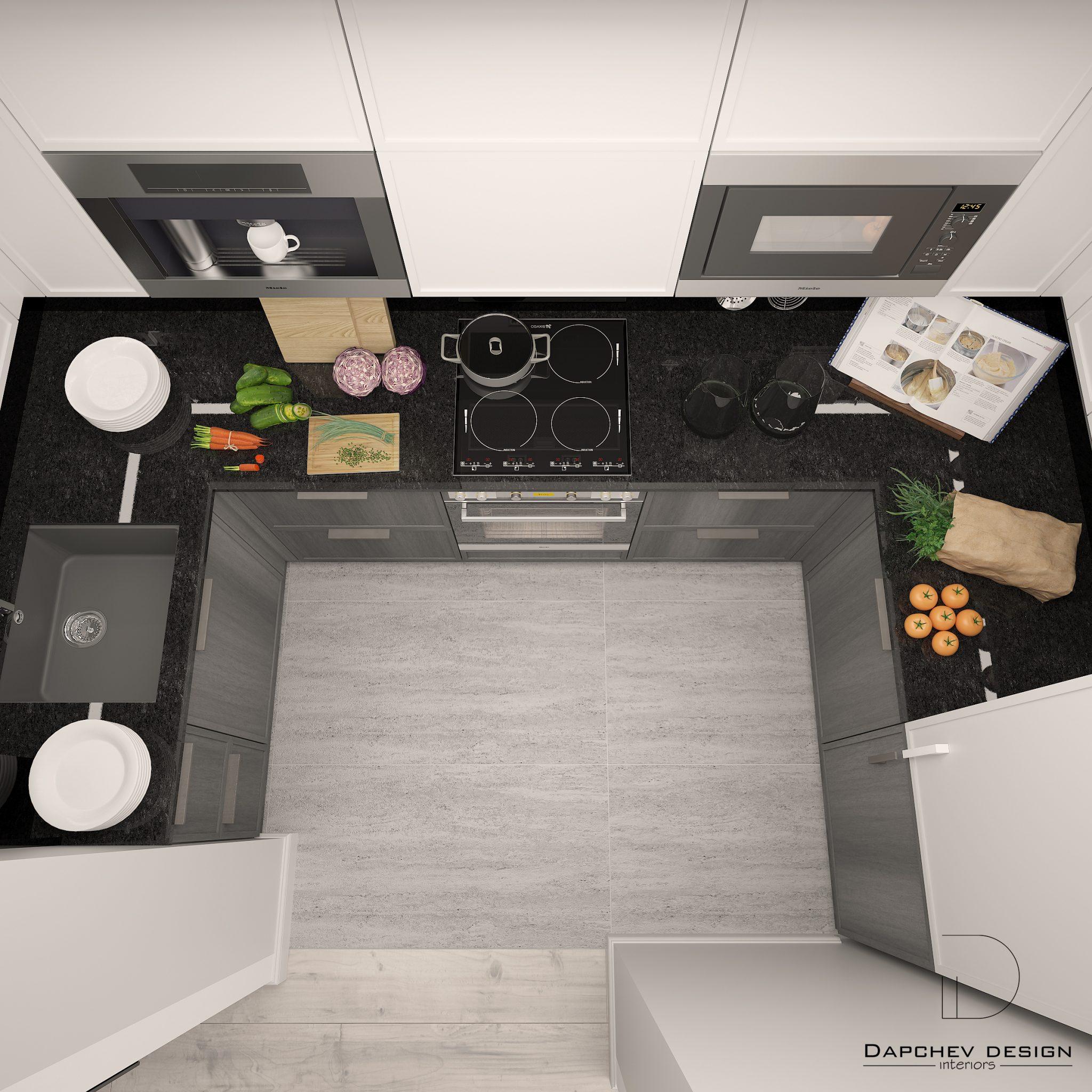 кухня-интериор