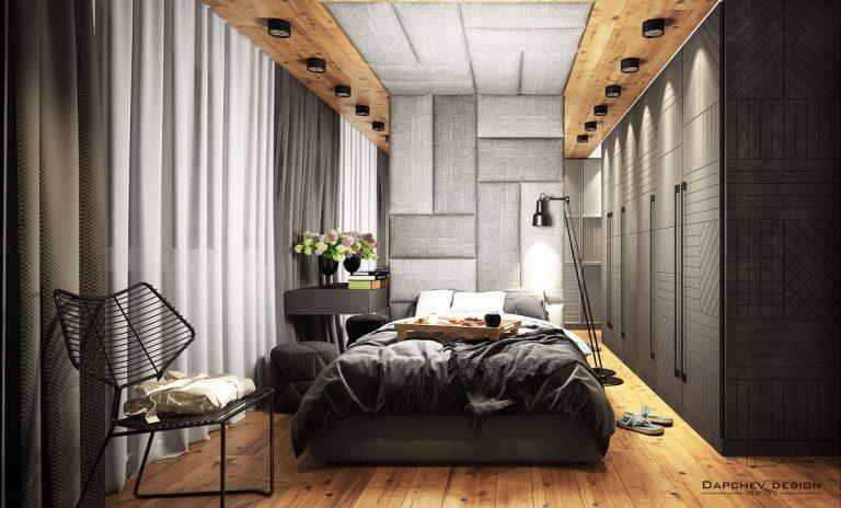 спалня-интериор