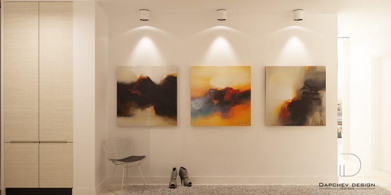 интериорен дизайн и цветове